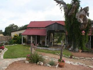 Clear Springs Log Cabin - Fredericksburg vacation rentals