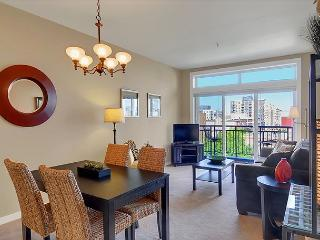 Spacious One Bedroom Condo with Water and City View- Sea to Sky Rentals! - Redmond vacation rentals