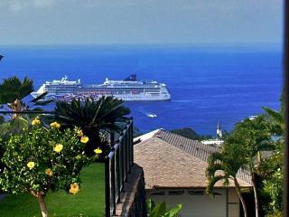 Amazing OCEAN VIEW 2 BR Kailua-Kona (K4-MAL-396) - Kailua-Kona vacation rentals