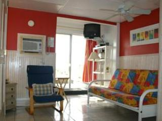 "directly on the beach, studio apt. ""the Sandbox"" - Image 1 - Siesta Key - rentals"