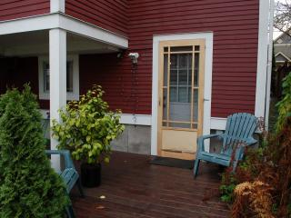 Garden Suite - Character House on East 10th - Vancouver vacation rentals