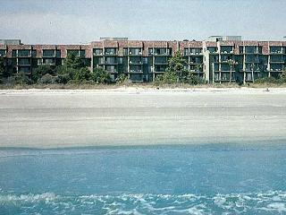 Ocean One 107 - Oceanfront 1st Floor Condo - Hilton Head vacation rentals