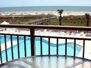Ocean One 315 - Oceanfront 3rd Floor Condo - Hilton Head vacation rentals