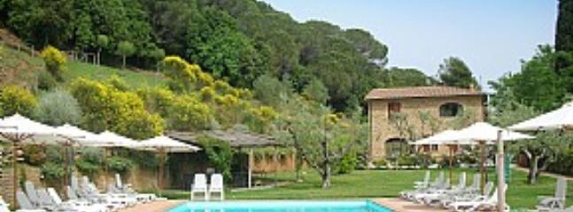 Casa Gladiolo D - Image 1 - Riparbella - rentals