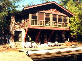 The Stone House: A Quiet Lakefront Respite - Star Lake vacation rentals