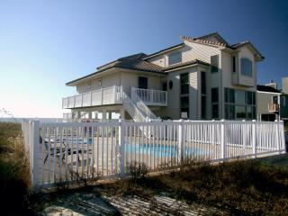 Beachfront private pool/spa & elevator 5,000 sq ft - Saint George Island vacation rentals