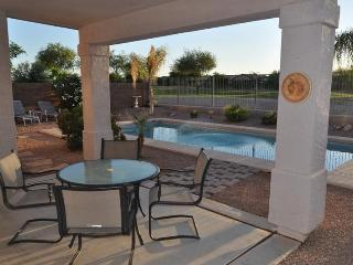 Heated Pool Fantastic view home on the Golf Course - Chandler vacation rentals