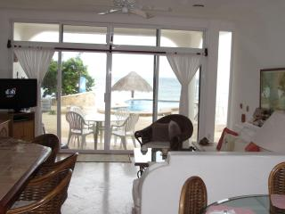 Ocean/Pool Level, Family Friendly Playa Caribe #3 - Soliman Bay vacation rentals
