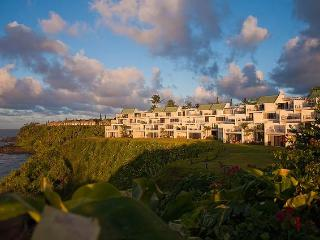 World Class, Luxurious Oceanfront Pu'u Po'a Condo - Princeville vacation rentals