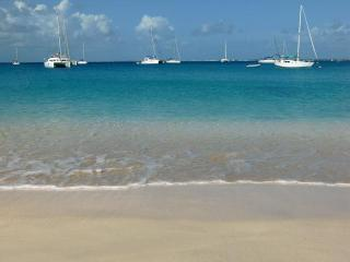 Beachfront luxury condo for 2 Grand Case Beach - Grand Case vacation rentals