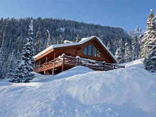 Ski-in/out Log Home - 5BR/3BA, Sleeps 12 - Big Sky vacation rentals