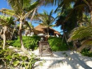Beach Front Casa Sarah Tulum - Yucatan-Mayan Riviera vacation rentals