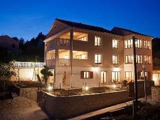 Luxury 5 Star apartment- ground floor - Cove Osibova (Milna) vacation rentals