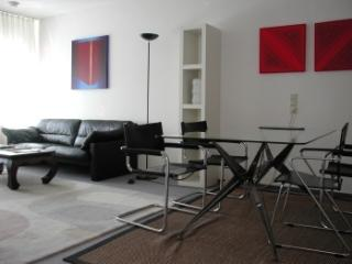 LLAG Luxury Vacation Apartment in Freiburg im Breisgau - 592 sqft, near vineyards and forest, city train… - Freiburg im Breisgau vacation rentals