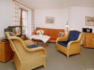 Vacation Apartment in Ruhpolding - 550 sqft, quiet location, separate bedroom, sauna (# 75) - Ruhpolding vacation rentals