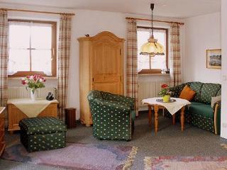 Vacation Apartment in Ruhpolding - 550 sqft, quiet location, separate bedroom, sauna (# 78) - Ruhpolding vacation rentals