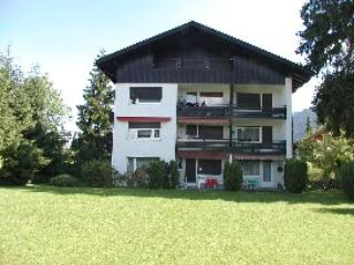 Vacation Apartment in Oberstdorf - 409 sqft, living/bed room with two fold-out beds (# 1463) - Bavaria vacation rentals