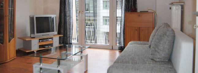 Vacation Apartment in Nuremberg - 560 sqft, family-friendly, modern, suitable for seniors (# 1839) #1839 - Vacation Apartment in Nuremberg - 560 sqft, family-friendly, modern, suitable for seniors (# 1839) - Nuremberg - rentals