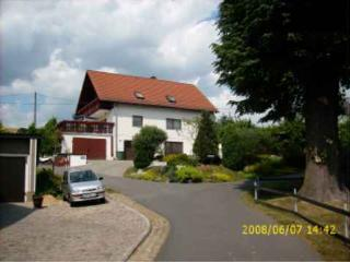 Vacation Home in Rabenau - 463 sqft, outdoor pool, alarm clocks, good location (# 1076) - Weinboehla vacation rentals