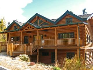 Black Bear Cabin is a very cozy and large rustic cabin rental secluded in the San Bernardino Forest, and close to Big Bear shopp - Big Bear Lake vacation rentals