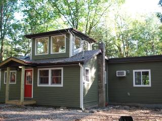 Luxury Secluded Cabin on 6 Private Acres - Woodstock vacation rentals