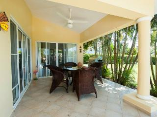Villa Colibri, TV in living room and Master Bedroom, safe in master bedroom, with a great big lawn in the backyard. Equipped wit - Sosua vacation rentals
