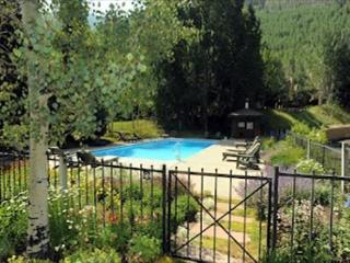 Golf Course Townhome #61 4 Bedrooms 4 Bathrooms Gold Unit - Vail vacation rentals