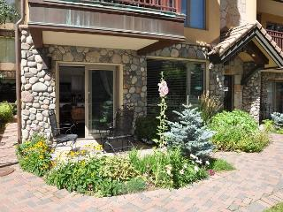 Location!!!!! Village Center 1E - Condo in Vail Village - Vail vacation rentals