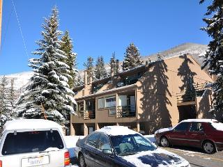 Cozy one bedroom condo in east Vail on free town of Vail bus shuttle - Vail vacation rentals