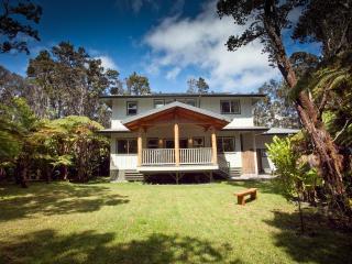 Hale Ma'ukele - Volcano vacation rentals