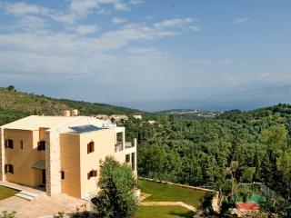 Luxury Greek Island Villa with Private Pool on Corfu - Bella Vista - Acharavi vacation rentals