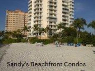 Beachfront Lovers Key Beach Club Condo - Image 1 - Fort Myers Beach - rentals