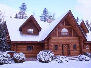 Mountainside Log Chalet at Fernie Alpine Resort - Fernie vacation rentals