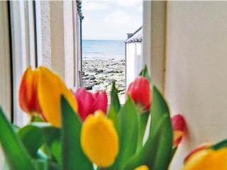 ELLIE-ANN COTTAGE, pet friendly, character holiday cottage, with a terrace in Gardenstown, Ref 8887 - Fraserburgh vacation rentals
