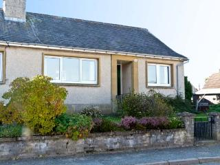 BEECH YARD COTTAGE, pet friendly, country holiday cottage, with a garden in Tomintoul, Ref 5247 - Aviemore vacation rentals