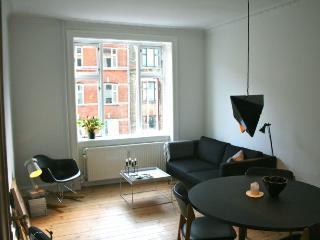Stylish Copenhagen apartment in a quiet street - Copenhagen vacation rentals