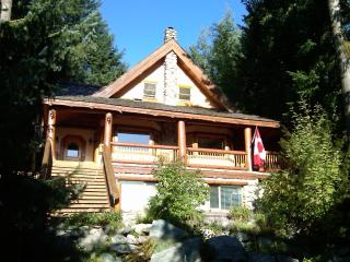 Whistler Cabin - Log Home - Chalet - Whistler vacation rentals
