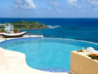 Luxury St. Maarten Villa overlooking Dawn Beach - Oyster Pond vacation rentals