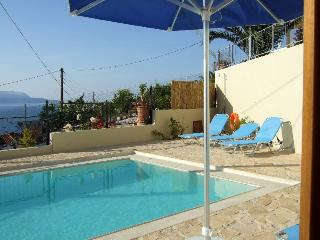 Greek Island Villa Walking Distance to Town and the Beach - Villa Philo - Dramia vacation rentals