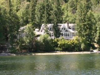 Swan Shores Lodge 200 ft. Lakefront on Swan Lake - Flathead Lake vacation rentals