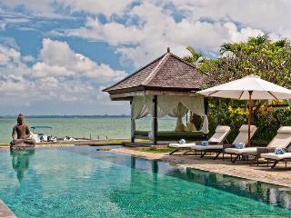Absolute waterfront villa Selamanya w. speed boat - Nusa Dua vacation rentals