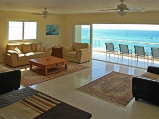 New Beachfront Luxury Condo - Best Deal on Beach - Punta del Burro vacation rentals