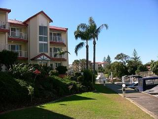 Spacious Seaside Apartment with Great Water Views - Gold Coast vacation rentals