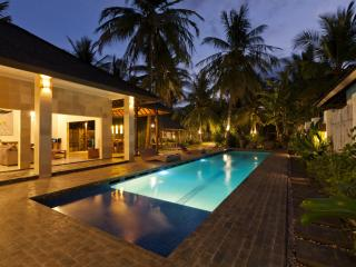 Villa Tenang - Large 3 bedroom villa with Pool - West Nusa Tenggara vacation rentals