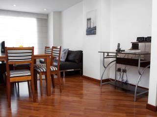Modern 1 Bedroom Apartment in Zona T - Bogota vacation rentals