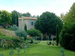 Outstanding Historic Country House Bastide des Vignes with Pool, Orchard & Great Valley Views - Forcalquier vacation rentals