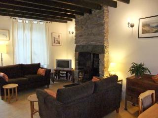 TEGFAN, pet friendly, country holiday cottage, with a garden in Llan Ffestiniog, Ref 8635 - Llan Ffestiniog vacation rentals