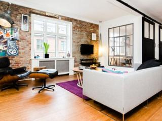 Classic Copenhagen apartment near the lakes - Copenhagen vacation rentals