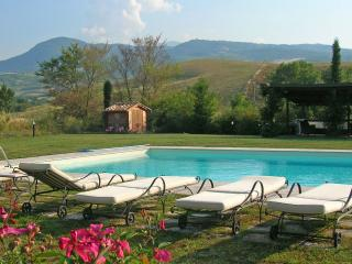 Tuscany Villa with Private Pool - Villa Enrico - Santa Fiora vacation rentals