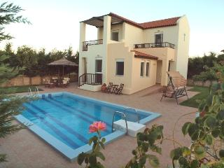 Greek Island Villa with a Private Pool - Villa Chrysanthe - Voulgaro vacation rentals